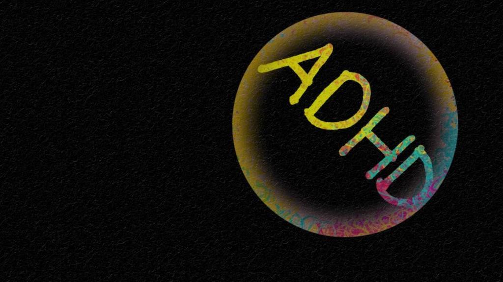 ADHD in a bubble
