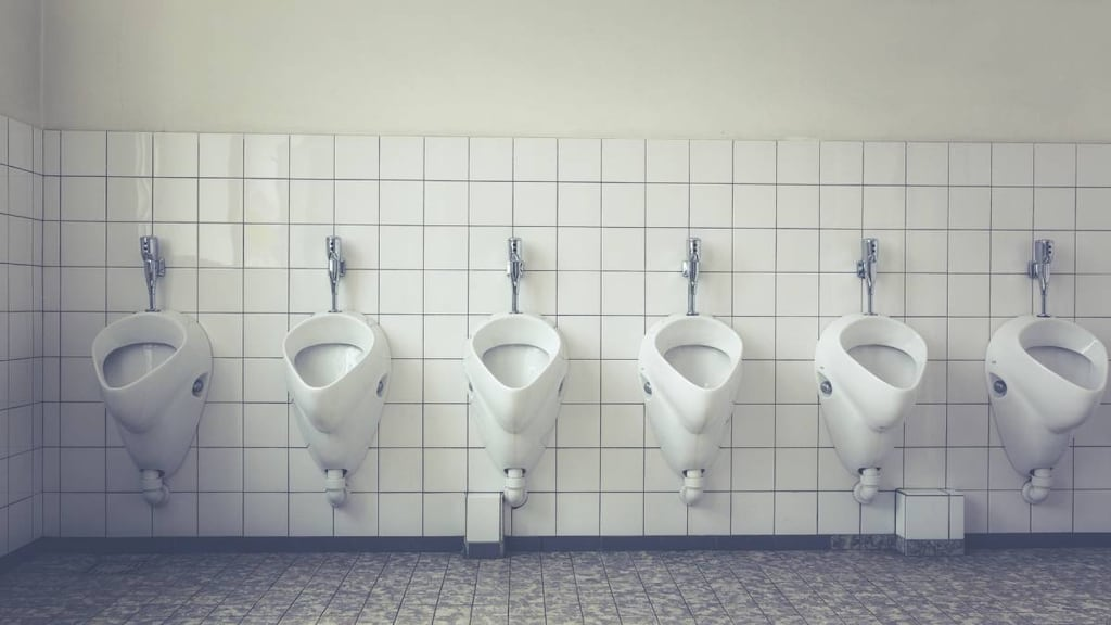 Image of urinals