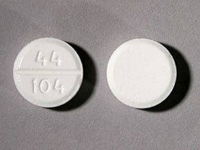 Imprint 44 104 - acetaminophen 325 mg