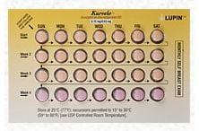 Imprint LU U31 - ethinyl estradiol/levonorgestrel ethinyl estradiol 0.03 mg / levonorgestrel 0.15 mg
