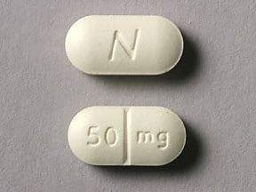 Imprint 50 mg N - azathioprine 50 mg