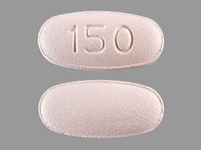 Imprint 150 - capecitabine 150 mg