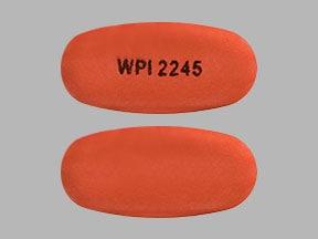 Imprint WPI 2245 - mesalamine 1.2 g