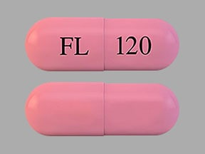 Imprint FL 120 - Fetzima 120 mg