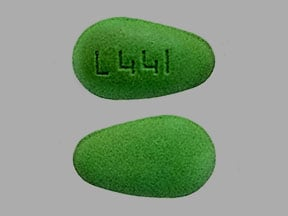 Imprint L441 - febuxostat 80 mg