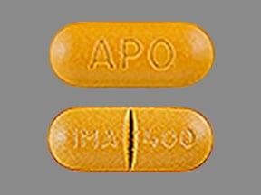 Imprint APO IMA 400 - imatinib 400 mg