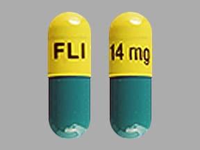 Imprint FLI 14 mg - Namenda XR 14 mg