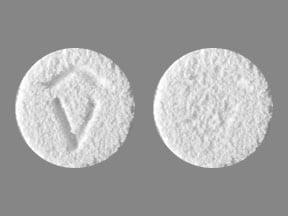 Imprint V - Spritam 500 mg