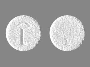 Imprint L - Spritam 1000 mg