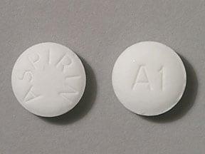 Imprint A1 ASPIRIN - aspirin 325 mg