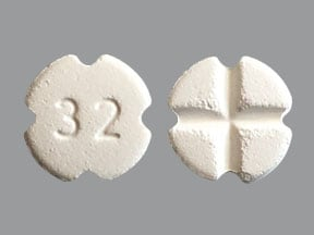 Imprint 32 - Tracleer 32 mg