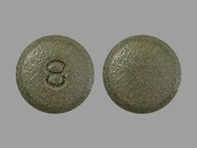 Imprint 8 - Uptravi 800 mcg
