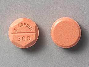 Imprint ZYLOPRIM 300 - Zyloprim 300 mg