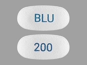 Imprint BLU 200 - Ayvakit 200 mg