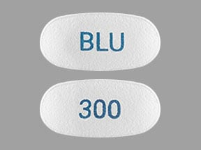 Imprint BLU 300 - Ayvakit 300 mg