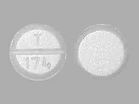 Pill Finder: T 174 White Round - Medicine.com