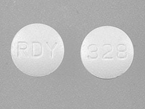Imprint RDY 328 - nateglinide 60 mg