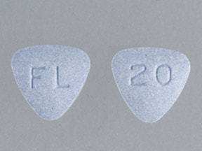 Imprint FL 20 - Bystolic 20 mg