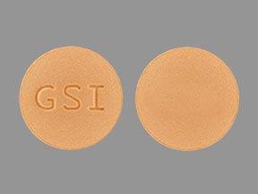 Imprint GSI - Tybost 150 mg