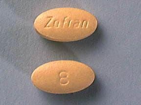 Image 1 - Imprint ZOFRAN 8 - Zofran 8 mg