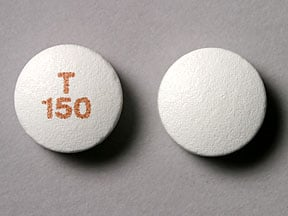 Imprint T 150 - Tarceva 150 mg