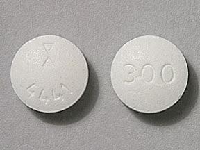 Imprint Logo  4441 300 - gabapentin 300 mg