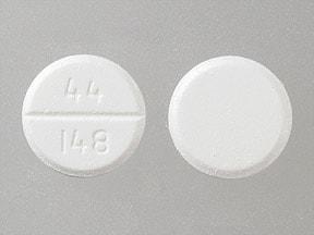 Imprint 44 148 - acetaminophen 500 mg