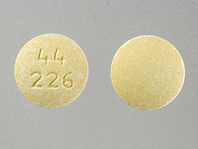 Imprint 44 226 - caffeine Caffeine 200 mg