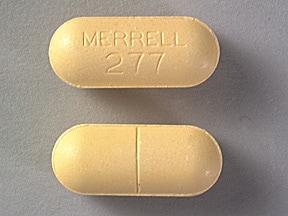Imprint MERRELL 277 - Hiprex 1 g