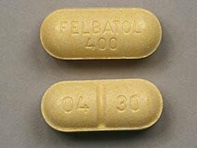 Imprint FELBATOL 400 04 30 - Felbatol 400 mg