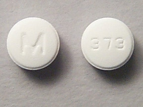 Imprint M 373 - hydroxychloroquine 200 mg
