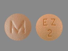 Imprint M EZ 2 - eszopiclone 2 mg