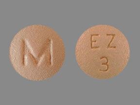 Imprint M EZ 3 - eszopiclone 3 mg