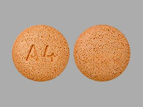 Imprint A4 - Adzenys XR-ODT 12.5 mg