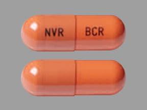 Imprint NVR BCR - Tasigna 150 mg