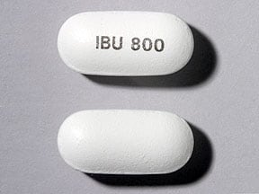 Imprint IBU 800 - ibuprofen 800 mg