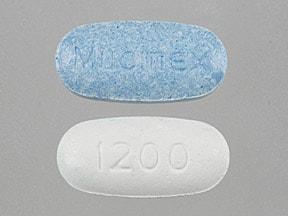 Imprint Mucinex 1200 - Mucinex 1200 mg