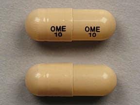 Image 1 - Imprint OME 10 OME 10 - omeprazole 10 mg