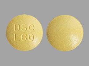 Imprint DSC L60 - Savaysa 60 mg