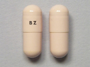 Imprint BZ - Colazal 750 mg