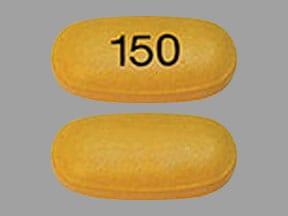 Imprint 150 - Oxtellar XR 150 mg