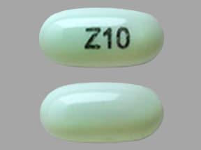 Imprint Z10 - paricalcitol 1 mcg