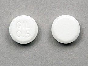 Imprint GIL 0.5 - rasagiline 0.5 mg
