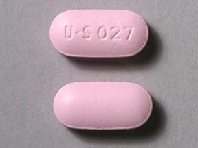 Imprint U-S 027 - pentoxifylline 400 mg