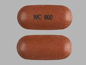 Imprint WC 800 - mesalamine 800 mg