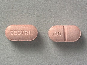 Image 1 - Imprint ZESTRIL 130 - Zestril 5 mg