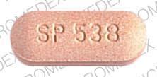 Image 1 - Imprint SP 538 - Levbid 0.375 mg