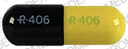 Imprint R406 - tetracycline 500 MG