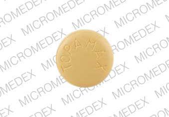 Imprint TOPAMAX 100 - Topamax 100 mg