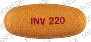 Imprint INV 220 - aspirin 975 MG
